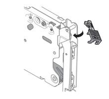 Podnośniki Aventos HK-S Ogranicznik Kąta Otwierania do 100° - Blum