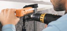 Pomoce montażowe Wzornik Wiertarski 65.5040 Do Złącz 42.0700 Blum - Blum