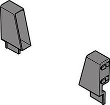 Tandembox ZLEWOZMYWAK Adapter Do Mocowania Z30N000S Szary - Blum