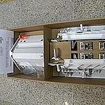 Komplet SYNCROMOTIONZ33D0L00A6do szuflady Tandembox INTIVO wys. D z BOXCAP. Kolor jedwabiście-biały. W nowym rozwiązaniu szafki narożnej SPACE CORNER...