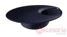 Przepust SAMBA Czarny  Przepust wykonany z wysokiej jakości tworzywa ABS, charakteryzuje się nowoczesnym designem, imituje aluminium. Wymiary...