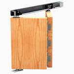 System do drzwi składanych w szafach, zabudowach wnęk oraz do drzwi przejściowych.  Ciężar drzwi do 40 kg. Grubość drzwi 16-40 mm Długość...