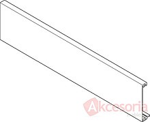 ANTARO Front Z31L  h=9.79cm BIAŁY Do Szuflady Wewnętrznej - Blum