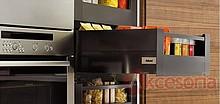 Zestaw elementów do wykonania szuflady Tandembox Intivo wewnętrznej Wysokiej z hamulcem BLUMOTION. Do samodzielnego montażu. Bok D wysokość 198mm (L+...