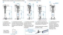 Zestaw HERKULES HS60 Do 1szt. Drzwi Przejściowych dł.200 cm 60kg - Valcomp