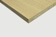 Płyta stolarska 19 mm Dąb 1/2 (1250x2500)