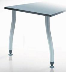 Noga ZETA SZARA GOFROWANA do blatów stołowych o najwyższej jakości wykonania. Niebanalny kształt przyciągający uwagę w każdym zamontowanym...