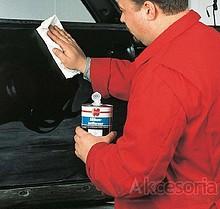 Zmywacz do silikonu A0893 222 Pojemność 1l Do czyszczenia i odtłuszczaniapowierzchni przy pracachlakierniczych oraz klejeniu. Do oczyszczania...