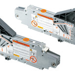 Siłowniki 20L2900.05 z białymi zaślepkami 20L8000 to elementy systemu AVENTOS HL kompatybilne z SERVO-DRIVE. Siłowniki do systemu AVENTOS HL, który unosi...
