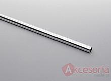 Reling Rura L-3000 Metal Chrom Uzupełnieniem oferty w zakresie przechowywania podręcznych artykułów są kosze zawieszkowe i kolumny meblowe. Koszyki...