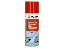 Olej do pielęgnacji stali nierdzewnej Spray do pielęgnacji stali nierdzewnej Emulsja czyszcząco – konserwująca powierzchniemetalowe....
