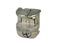 Uchwyt do szklanych półek o grubości 8-12mm  • Wykonanie z odlewu cynkowego,z wykładziną z tworzywa sztucznego • Średnica otworu mocującego...