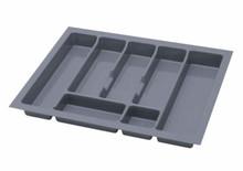 Wkład szufladowy UNI  (530/430) 60 tworzywo sztuczne biały - Rejs