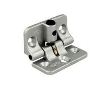 KREATOR Zawias sprężynowy srebrny producenta AluProfil .  Zastosowanie : Do zabudowy biurowej oraz przy systemach drzwi składanych jako...