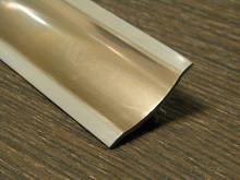 Listwa przyblatowa wykonana z tworzywa sztucznego.  Całkowita długość - 3000mm. Kolor - Chrom 612