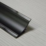 Listwa przyblatowa wykonana z tworzywa sztucznego.  Całkowita długość - 3000mm. Kolor - Wenge 645