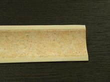 Listwa przyblatowa wykonana z tworzywa sztucznego.  Całkowita długość - 3000mm. Kolor - Piaskowiec 618