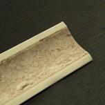 Listwa przyblatowa wykonana z tworzywa sztucznego.  Całkowita długość - 3000mm. Kolor - Niagara 634