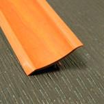 Listwa przyblatowa wykonana z tworzywa sztucznego.  Całkowita długość - 3000mm. Kolor - Grusza Polna 665