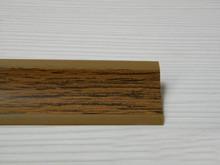 Listwa przyblatowa wykonana z tworzywa sztucznego.  Całkowita długość - 3000mm. Kolor - Dąb Rustykalny 649