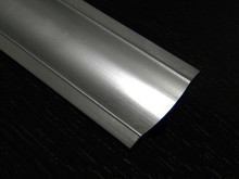 Listwa przyblatowa wykonana z tworzywa sztucznego.  Całkowita długość - 3000mm. Kolor - Aluminium 610