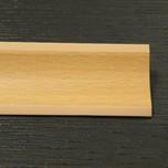 Listwa przyblatowa wykonana z tworzywa sztucznego.  Całkowita długość - 3000mm. Kolor - Buk 641