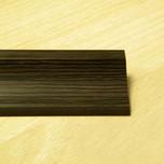 Listwa przyblatowa wykonana z tworzywa sztucznego.  Całkowita długość - 3000mm. Kolor - Maccasar 692