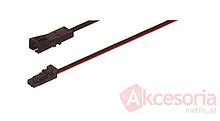 Przedłużacz do systemu oświetlenia 12V o długości przewodu 50cm  Dostępne również w długościach 100cm oraz 200cm zestaw nie obejmuje zasilacza...