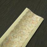 Listwa przyblatowa wykonana z tworzywa sztucznego.  Całkowita długość - 3000mm. Kolor - piaskowiec gres 643