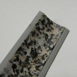 Listwa przyblatowa wykonana z tworzywa sztucznego.  Całkowita długość - 3000mm. Kolor - Granit 631