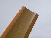Listwa przyblatowa wykonana z tworzywa sztucznego.  Całkowita długość - 3000mm. Kolor - buk królewski 642
