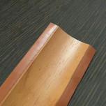Listwa przyblatowa wykonana z tworzywa sztucznego.  Całkowita długość - 3000mm. Kolor - olcha 685