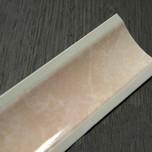 Listwa przyblatowa wykonana z tworzywa sztucznego.  Całkowita długość - 3000mm. Kolor - Alikante 609