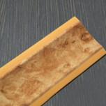 Listwa przyblatowa wykonana z tworzywa sztucznego.  Całkowita długość - 3000mm. Kolor - złote sęki 678