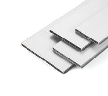 Listwa Cokołowa 10cm Aluminium Szczotkowane długości 4 mb.  Cokoły kuchenne stanowią funkcjonalny i jednocześnie dekoracyjny element każdej kuchni....