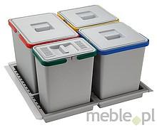 Sortowniki na śmieci ELLETIPI serii METROPOLIS to najnowsza oferta tego producenta, stworzona w odpowiedzi na nowe zapotrzebowania rynku.  Linia METROPOLIS...