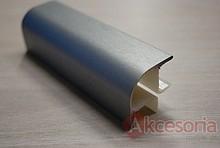 Łącznik elastyczny do cokołu 10 cm stal szlachetna szczotkowana  Dzięki łącznikom elastycznym do cokołu można w prosty sposób przedłużyć lub...