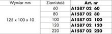 Elastyczna Gąbka Szlifierska 100-ka Do Drewna i Metalu Wurth - Würth