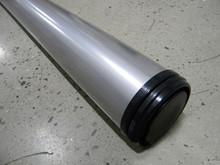Metalowa noga meblowaNOVAAN-710 w kolorze lakier srebrny (RAL9006). Wysokość 71cm Posiada regulację wysokości +2cm Średnica nogi 60mm. Wyrób...