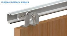 Zestaw JUPITER JU24 Do 1 szt. Drzwi Przejściowych dł.240cm 30 kg - Valcomp