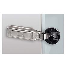 Zawias Intermat Ze Sprężyną 9904 Drzwi Szklane 4-6.5mm Wiercony 26mm Drzwi Wpuszczane T 1