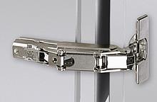 Zawias Intermat Ze Sprężyną 9956P Sprężyna Odpychająca TH42 Drzwi Nakładane