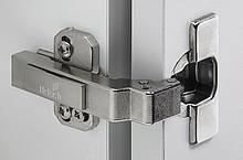 Zawias Intermat Ze Sprężyną 9936P Sprężyna Odpychająca W90 RÓWNOLEGŁY do drzwi profilowych TH42 Drzwi Wpuszczane