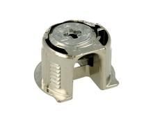 Złączka Rafix Bez Zaczepu Do Grubości Płyty od 19mm Niklowana - Häfele