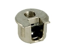 Złączka Rafix Bez Zaczepu Do Grubości Płyty od 19mm Złącza Rafix do korpusów i półek są wyposażone w elementy dociągające z cynkalu,...