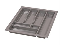 PRO wkład do szuflady 50 wykonany z trwałego i estetycznego tworzywa w kolorze białym. Pozwala optymalnie wykorzystać przestrzeń i zachować porządek....