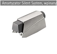 Amortyzator Silent System, wpinany do zawiasy Intermat 9956