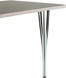 Nogi Noga stołu ELIN wys.710mm chrom połysk - Siso