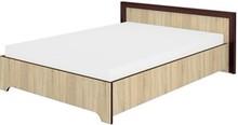 Łóżko o powierzchni spania 160x200. Program OLIWIER został przygotowany z myślą o tych, którzy cenią sobie elegancję i naturalność. Łącząc...