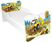 Łóżeczka dziecięce wyprodukowane są z największą starannością i dbałością o wszystkie szczegółu. Dla bezpeiczeństwa dzieci zaokrągliliśmy...